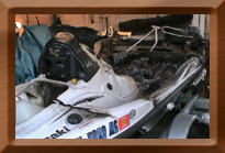 personal watercraft fire investigation video clip
