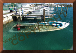 Boat Sinking/Insurance Fraud Investigation