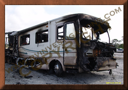 Holiday Rambler Motorhome/RV Fires Investigation