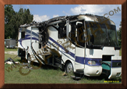 Holiday Rambler Motorhome/RV Dometic Fires Investigation