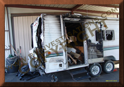 Fleetwood RV/Travel Trailer Dometic Fires Investigation