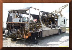 Ford Chassis Motorhome/RV Deactivation Switch Fires Investigation