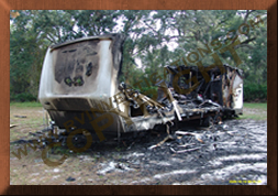 RV/Travel Trailer Electronic Switch Fires Investigation