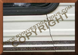 rv laminate failure
