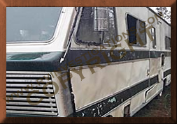 motor home structural failure