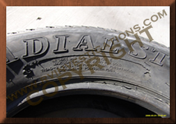 Motorhome/RV/Truck Tire Investigations